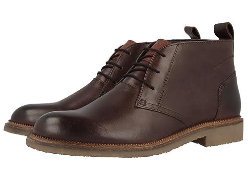 Gioseppo 26564, Botines para Hombre, Marrón (Chocolate), 41 EU: Amazon.es: Zapatos y complementos