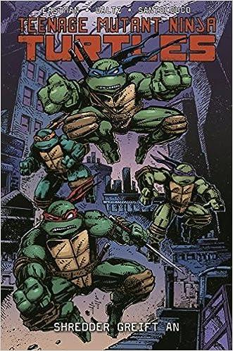 Teenage Mutant Ninja Turtles 10 - Shredder greift an: Amazon ...