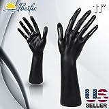 Female Mannequin Hand Display black color