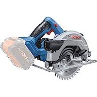 Bosch Professional 18V System sladdlös cirkelsåg GKS 18V-57 (kling-Ø: 165 mm, sågdjup: 57 mm, utan batterier och laddare…