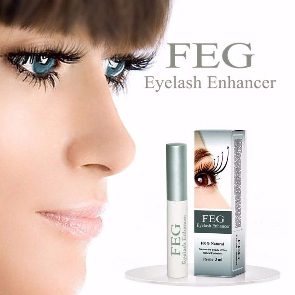 Nulala 3ml FEG Eye Lash Eye Lash Enhancer liquido di crescita naturale Ltd.