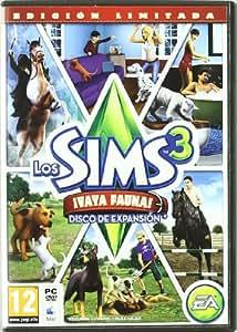 Los Sims 3 ¡Vaya Fauna! Disco De Expansión Limitada