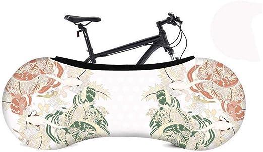 Sunflowerany Cubierta de Bicicleta Decorativa,Funda Bici para ...
