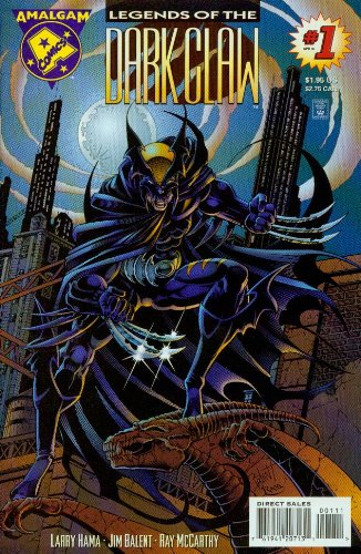 Legends Dark Claw - Legend of the Dark Claw #1 Through a Glass Darkly