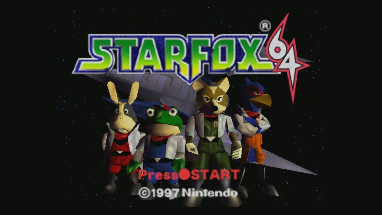 Amazon.com: N64 Star Fox 64 - Wii U [Digital Code]: Video Games