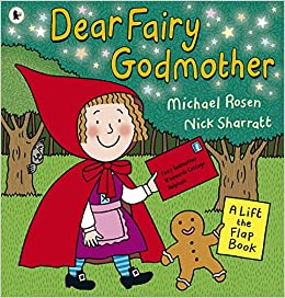 Dear Fairy Godmother: Michael Rosen, Nick Sharratt: 9781406338362: Amazon.com: Books