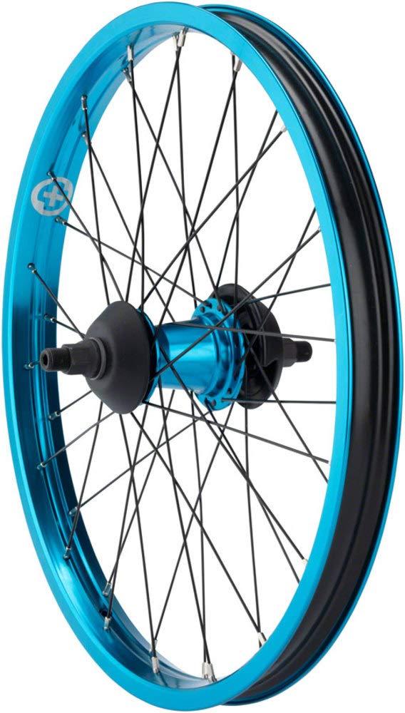 Salt Everest Cassette Rear Wheel 20 9t Driver 14mm Axle Blue