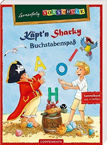 Lernerfolg Vorschule: Käpt'n Sharky: Buchstabenspaß