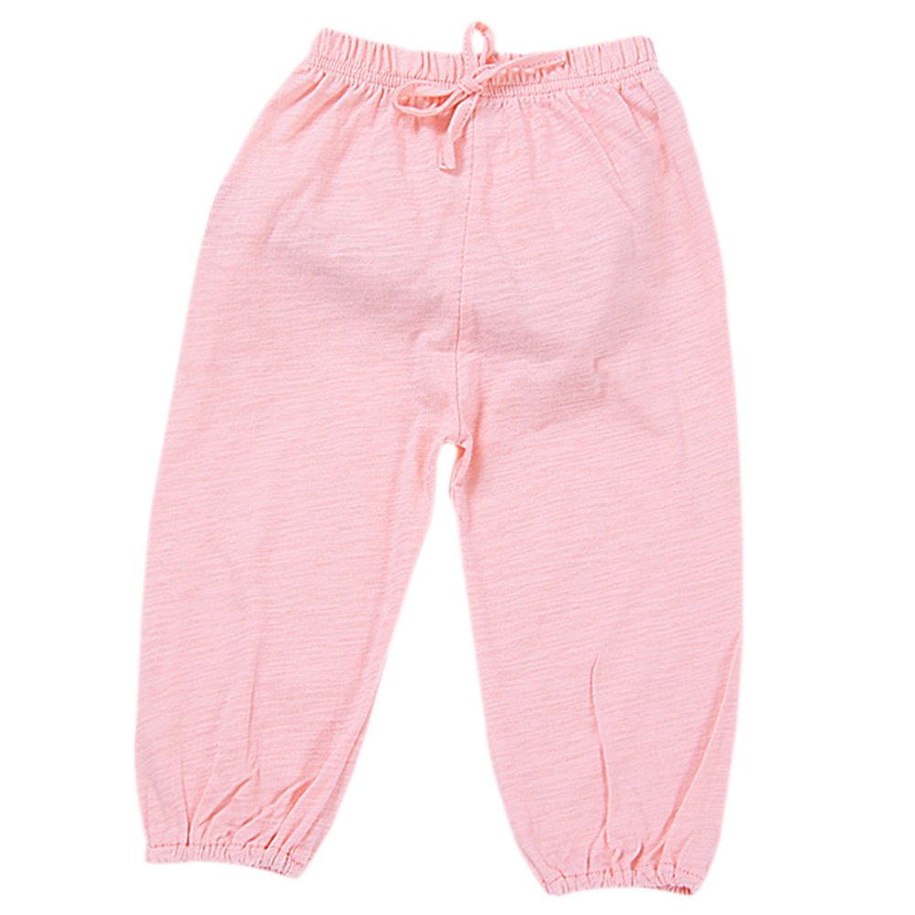 Brightup Bamboo Cotton Pants Kids Baby, Little Girl Boy Trousers Pajamas