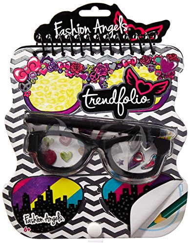 Fashion Angels Eye Glasses Trendfolio and Pen - Tween Eyeglasses