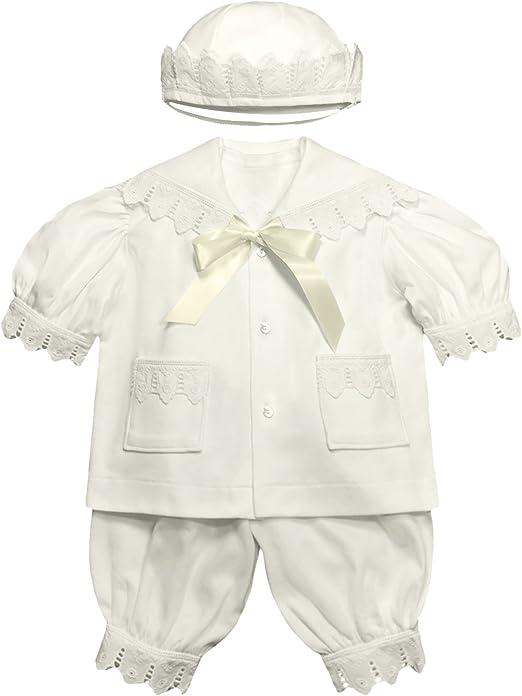 Baby Bonnet WHITE FLEECE  hat sz nb,3,6,9,12,18 mo