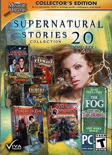 Encore 38800 Mystery Masters Supernatural Pc product image