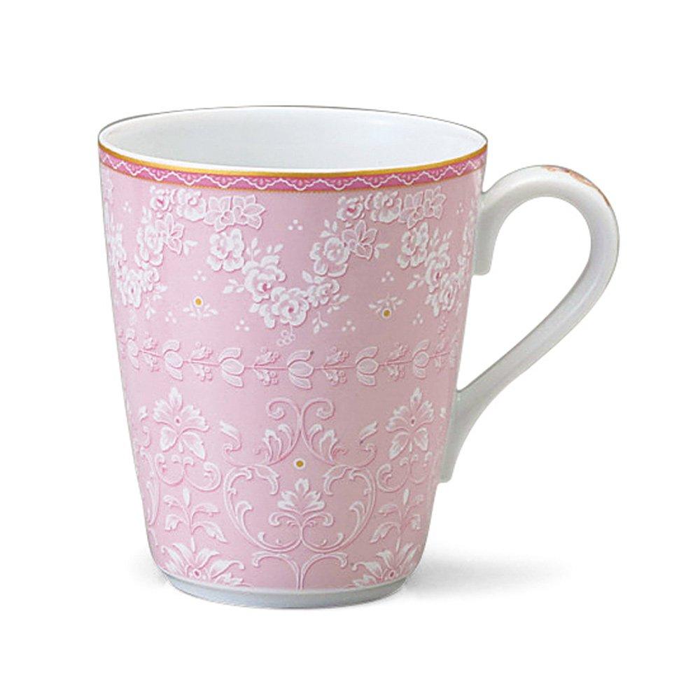 NARUMI マグカップ(イングリッシュトラッドピンク) 300cc 41368-6152