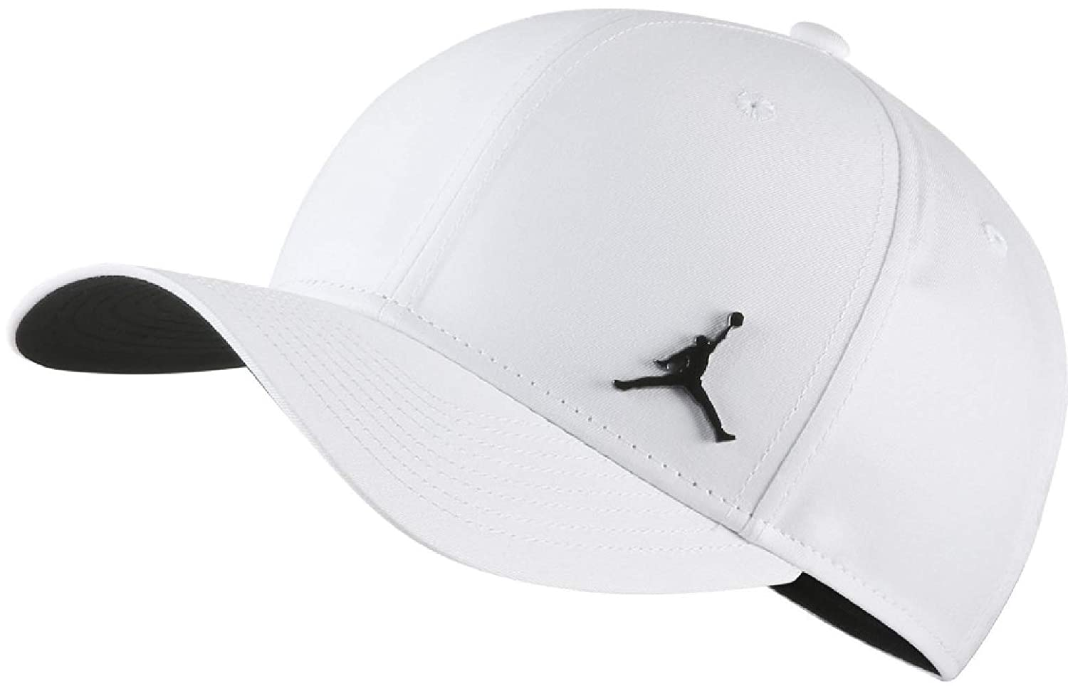 Nike Mens Jordan Clc99 Metal Jumpman Hat