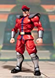 TAMASHII NATIONS S.H. Figuarts M. Bison Street Fighter, Multi (BAS56703)