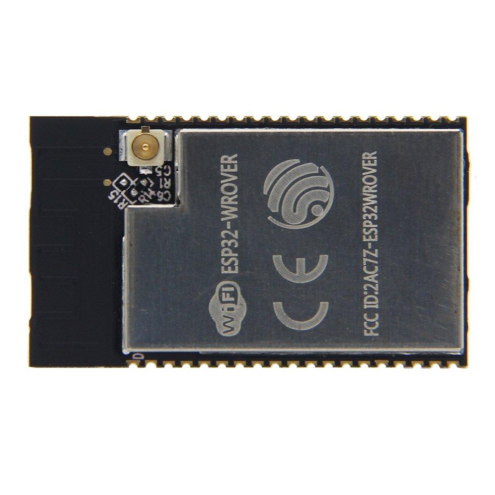 Geekworm ESP32-WROVER ESP32 IPEX Antenna 4 MB SPI Flash + 4 MB PSRAM WiFi-BT-BLE MCU Module ESP 32 ESP-WROVER-KIT ESP32 WROVER