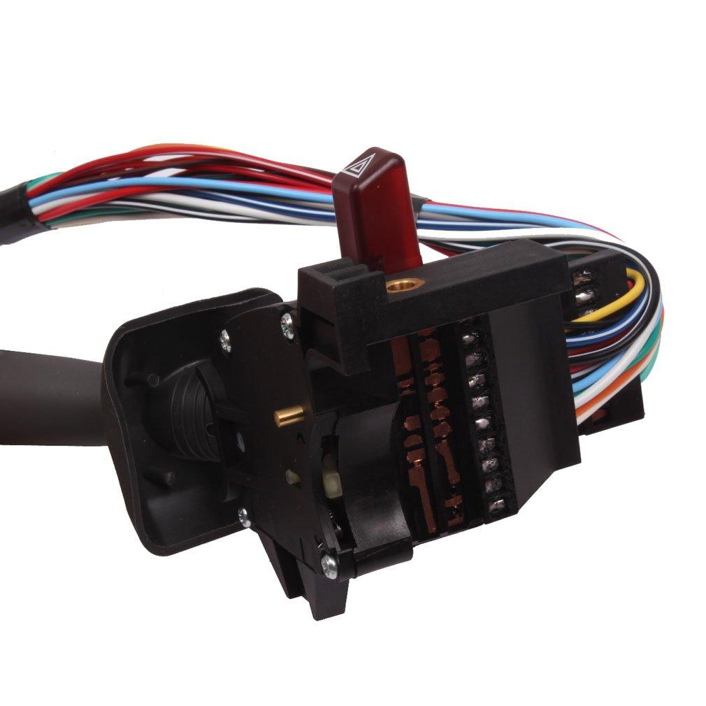 Betooll - Palanca multifuncional con interruptor, intermitentes ...