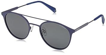 Polaroid Sonnenbrille » PLD 2052/S«, blau, PJP/M9 - blau/grau
