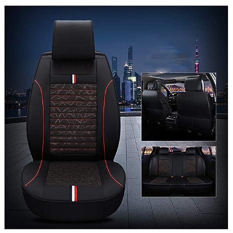 Amazon.com: JOJOHON Fundas de asiento de coche de piel y ...