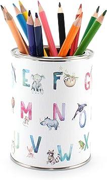 Stiftebecher Regenbogen Kinder Stifteköcher Stiftehalter