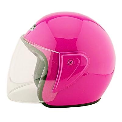 Moto Scooter casque de sécurité 101Rose