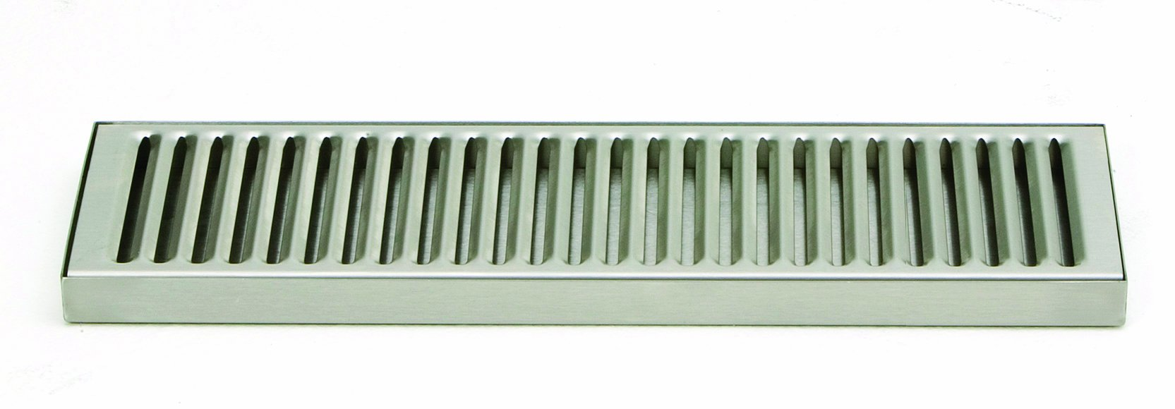 """Wilbur Curtis  Metal Drip Tray, 13"""" - Stainless Steel Food Service and Restaurant Drip Tray - DT-13 (Each)"""