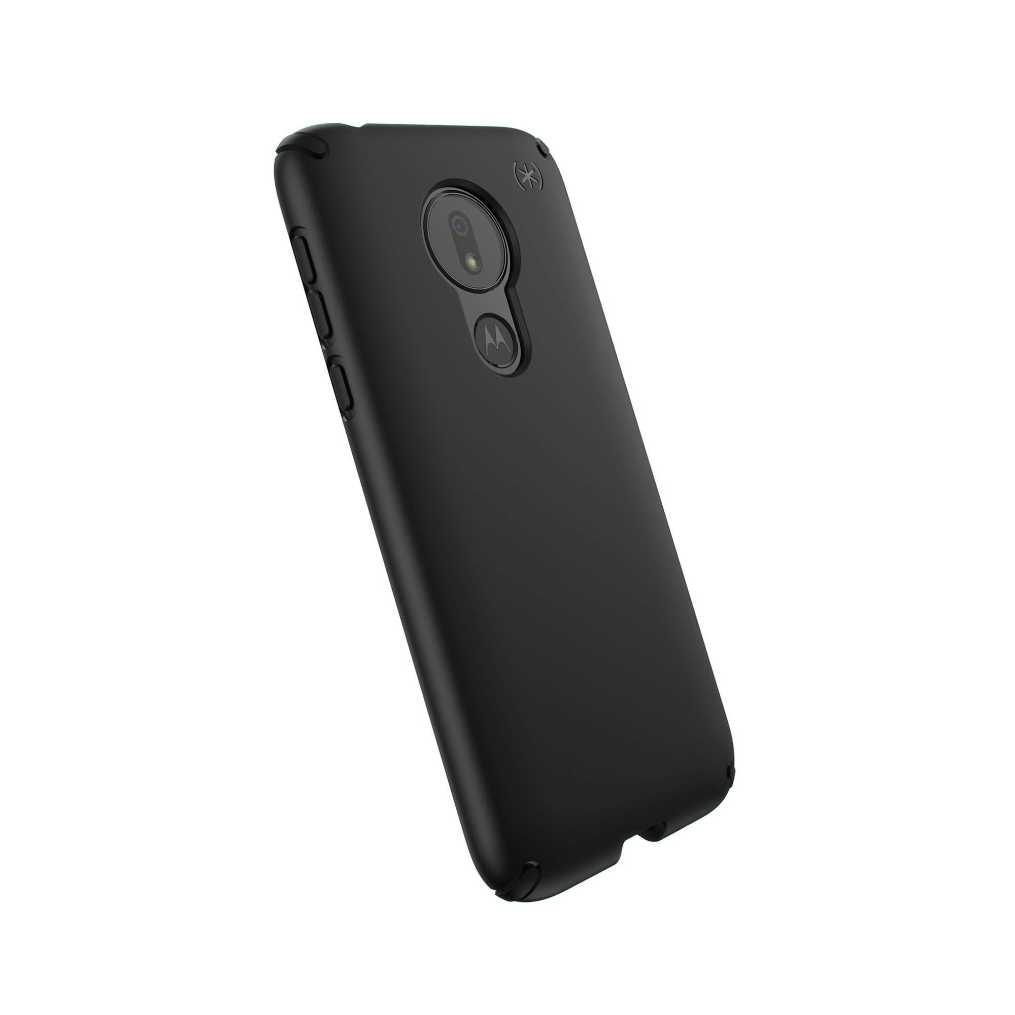 Speck Products Presidio Lite Moto G7 Power Case, Black by Speck