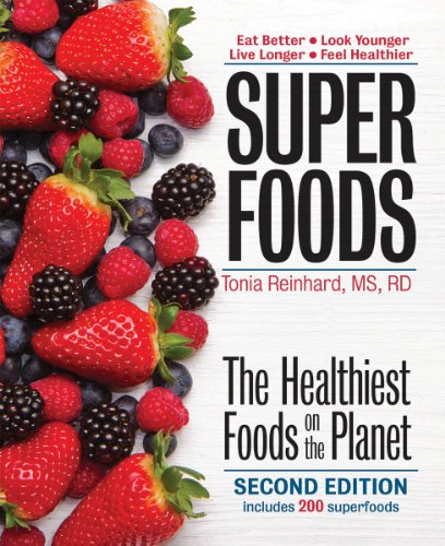 Superfoods The Healthiest Foods on the Planet