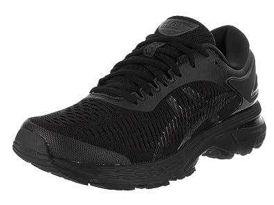 0fd4e797dfe48 ASICS Gel-Kayano 25 Women's Running Shoe, Black/Black, 7 B(M) US:  Amazon.co.uk: Shoes & Bags