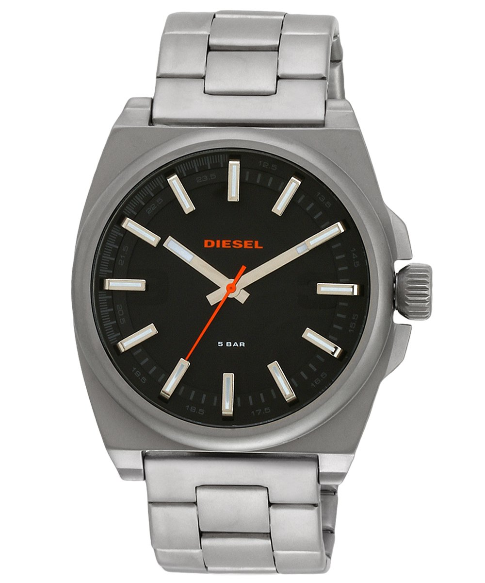 Diesel Watches SC2 (Silver)