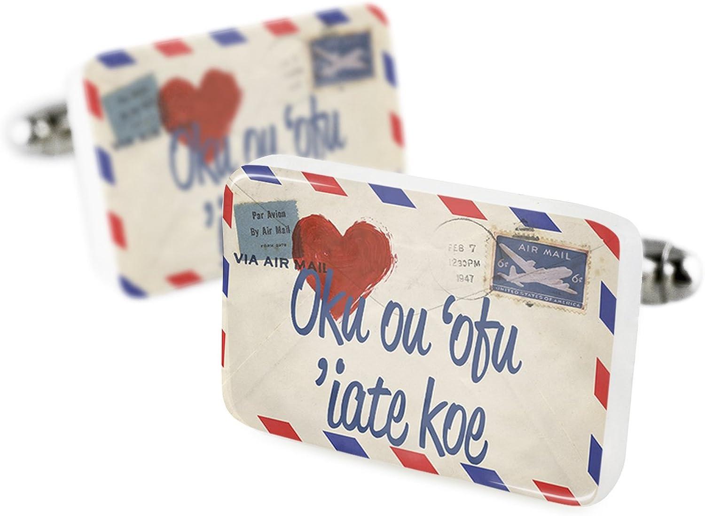 Gemelos I Love You carta de amor de Tonga Polinesia de ...