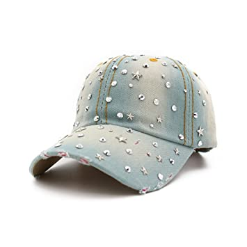 Sombrero De Vaquero Unisex Tapón De Lengua De Pato Hembra Salvaje Gorras De Béisbol De Westeng ...