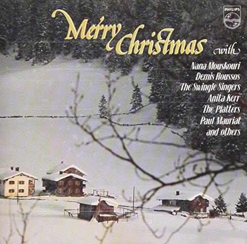 Nana Mouskouri, Paul Mauriat, Platters, Zamfir, Statler Brothers.. (Nana Christmas Mouskouri Cd)