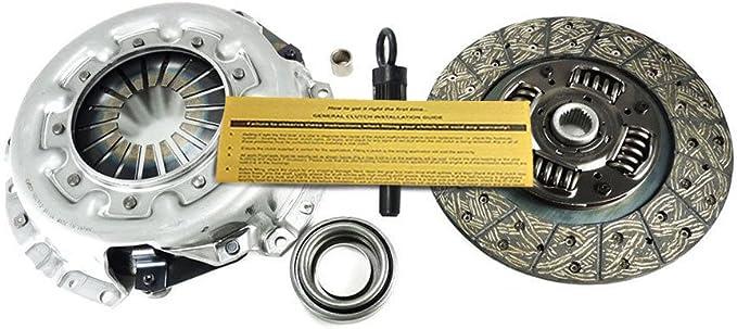 EFT HD CLUTCH KIT for NISSAN FRONTIER PATHFINDER XTERRA 3.3L V6 NON-SUPERCHARGE