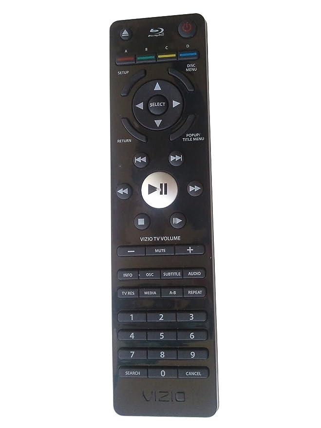 Vizio Blu-ray Player Remote Control for VBR333 VBR331 VBR220 VBR210 VBR120