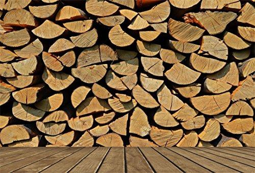 Village Log Pile - 8
