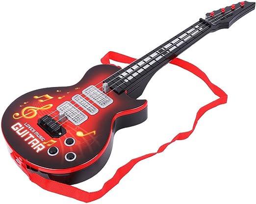 KINTRADE 4 Instrumentos de Cuerda Música Guitarra Eléctrica ...