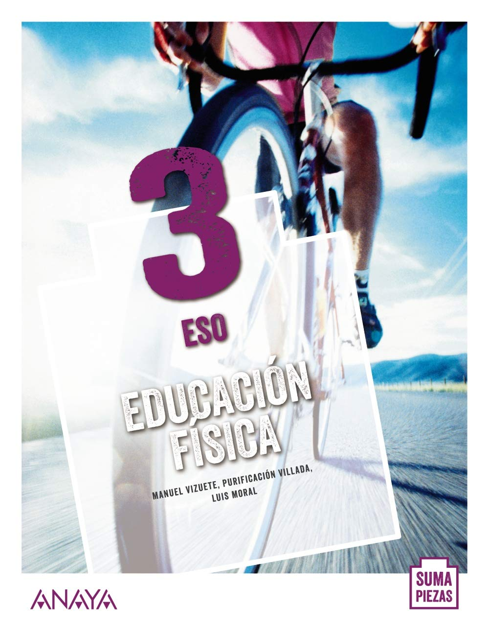Educación Física 3.: Amazon.es: Vizuete Carrizosa, Manuel, Villada Hurtado, Purificación, Moral Moreno, Luis: Libros