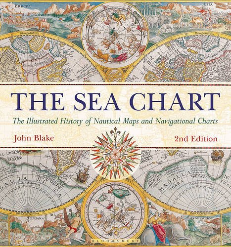 Amazon the sea chart the illustrated history of nautical maps and