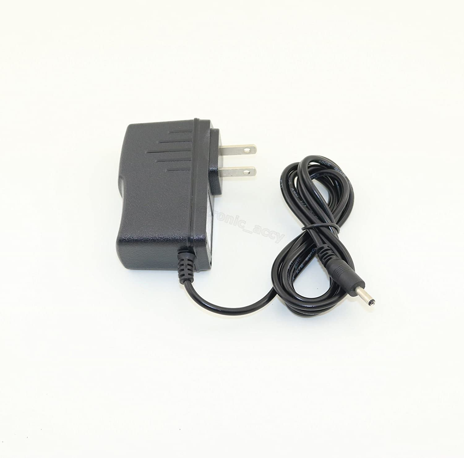AC 100V-240V Converter Adapter DC 6V 1A 1000mA Power Supply US DC 3.5mm ×1.35mm