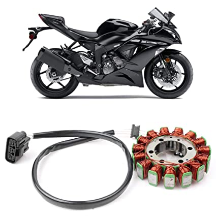 Amazon.com: GZYF Motorcycle Magneto Engine Stator Generator ...