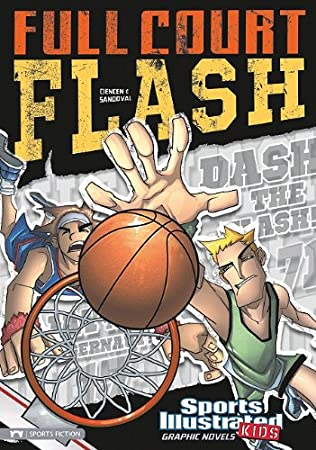 book cover of Full Court Flash