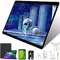 Tablet 10 Pulgadas ,8-Core 64GB ROM 4GB RAM,4G LTE WiFi Batería de 8000mAh Dobles SIM y TF Full HD Display,GPS,Bluetooth…