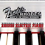 Fender Rhodes Electric Piano - Large unique 24bit WAVE/KONTAKT Multi-Layer Studio Samples Production Library on DVD or download