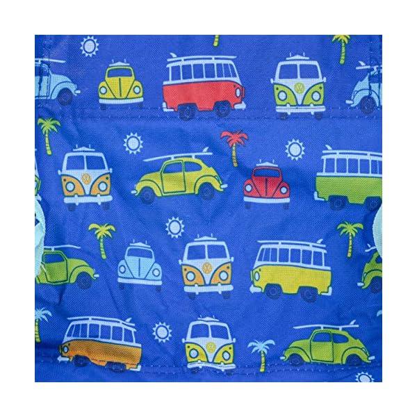 VW Kids Camping Chair Blue
