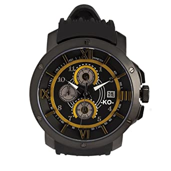 amazon com berlin 48mm luxury mens watch inverted chronograph 30