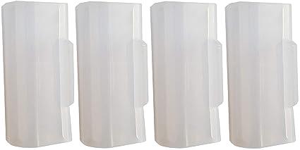 Ikea Samla Cierre Clips para Caja (45 x 65 L); Transparente Cierre de