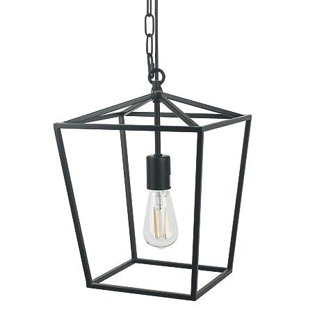 Amazon.com: DASINKO - Lámpara de techo de montaje industrial ...