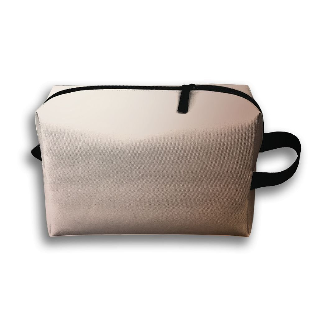 86c7086153ed HOT Blur - White Yellow Portable Travel Bag Female Travel Cosmetics ...