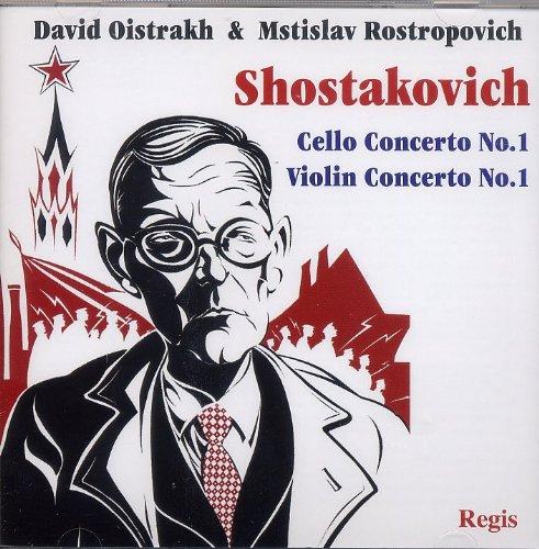 (Shostakovich: Cello Concerto 1 / Violin Concerto)